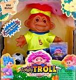 Totally Troll Kiki Kicker Figure