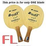Galaxy Milky Way Yinhe Limba Balsa OFF Table Tennis Blade For PingPong Racket