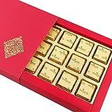 Father's Gifts Ghasitaram Gifts Sugarfree Pink Roasted Almond Chocolate Box