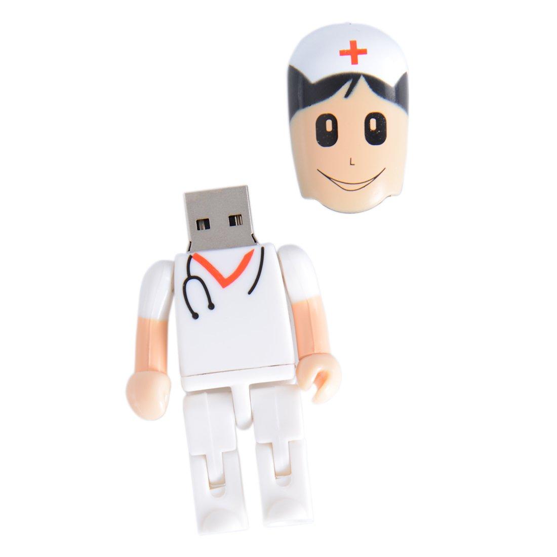 Male Nurse USB Flash Drive