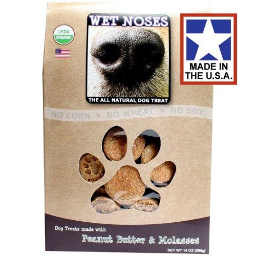 Wet Noses Peanut Butter Molasses - 14 oz