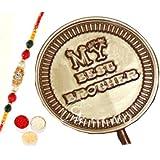 Rakhi Chocolates- Set Of 4 Best Brother Chocolate Lollies