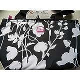 Igloo Black Floral Print Insulated Mini Tote No Size Black/white