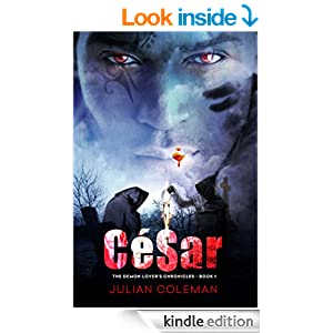 cesar book cover