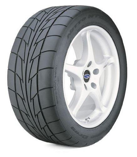 Nitto (Series NT 555R DRAG) 325-50-15 Radial Tire | eBay