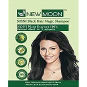 NEW MOON Noni Instant Hair Colour (30 Ml X 10 Pcs )