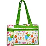 Baby Dreams Bag With Bottle Warmer (Green)