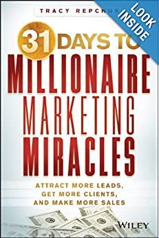 31 Days to Millionaire Marketing Miracles from Amazon