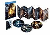 ホビット 思いがけない冒険 Blur-ray & DVD (3枚組)(初回限定生産) [Blu-ray] / イアン・マッケラン, マーティン・フリーマン, リチャード・アーミティッジ, ケイト・ブランシェット, アンディ・サーキス (出演); ピーター・ジャクソン (監督)