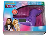 iCarly Projection Alarm Clock - Purple Dog
