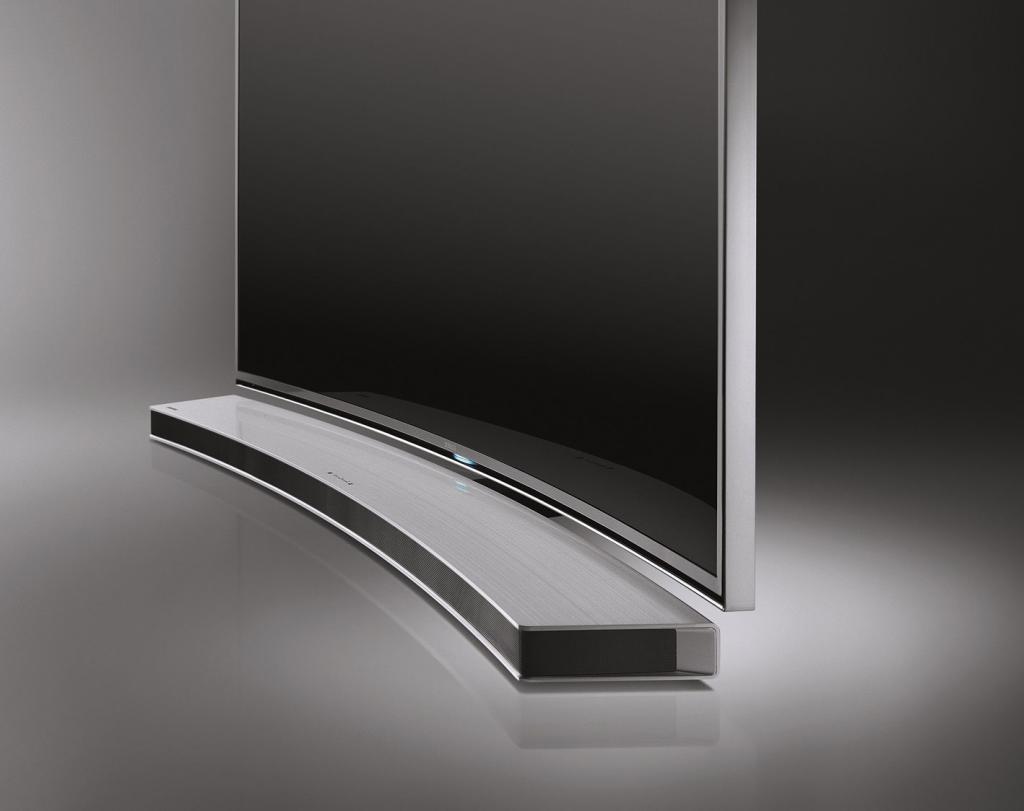Samsung HW-H7501/EN Curved 8.1 Soundbar (320 Watt