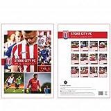 Stoke City 2017 Football Calendar