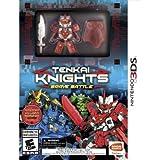 Nintendo 3DS Tenkai Knights Brave Battle BUndle with Mini Bravenwolf