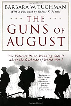 """Cover of """"The Guns of August"""""""
