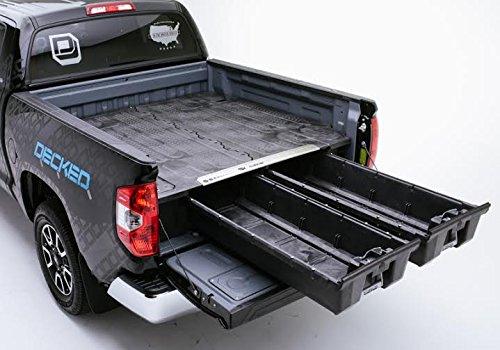 Decked Bed Organizer DG2 Truck Bed Organizer