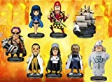 One Piece World Collectable Figure ONE PIECE FILM Z vol.4 Banpresto (all eight species full comp set) (japan import)