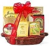 Wine.com Something Sweet & Savory Gift Basket