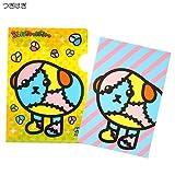 Mameshiba X Kyary Pamyu Pamyu Cute Postcard w/ A6 Mini-file Folder 275827