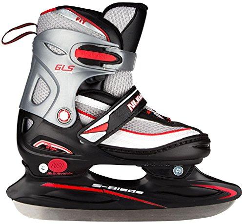 Kindereishockeyschlittschuh verstellbar