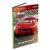LeapFrog LeapReader Book Disney Pixar Cars Racing Adventures Works With Tag