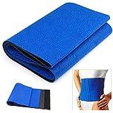 Advance Abdominal Belt Post Pregnency Tummy Trimmer Neoprene Deluxe Waist Support Back Support Binder Blue (110...