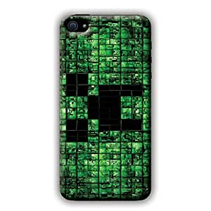 minecraft iphone case minecraft green iphone 6 i6 cell 12631