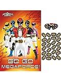 Power Rangers Megaforce Party Game