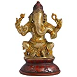 Indian Arts Emporium Brass Ganesh