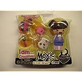 Moxie Girlz Charm Bracelet & Moxie Mini - I AM . . . CREATIVE