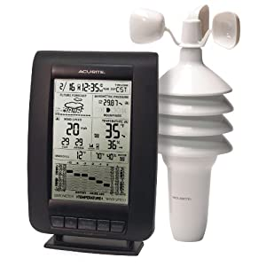 Amazon.com: AcuRite 00634 Wireless Weather Station with