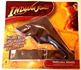 Indiana Jones Pretend Play Belt with Holster and Revolver Costume Accessory Kit