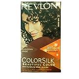 Revlon Colorsilk Hair Color With 3D Color Technology Dark Brown 3N, 91.8ml