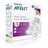 Philips Avent Natural Comfort Manual Breast Pump BPA Free Brand New Scf330/20 Best Quality Original From United...