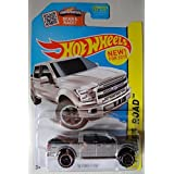 HOT WHEELS 1:64 SCALE HW OFF-ROAD 15 FORD F-150 119/250 SILVER