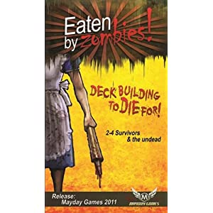 Click to buy Eaten by Zombies from Amazon!