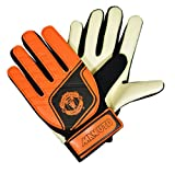 Manchester United FC BOYS Goalkeeper Gloves