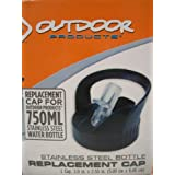 Outdoor Products Replacement Cap For 750 Ml Stainless Steel Water Bottles
