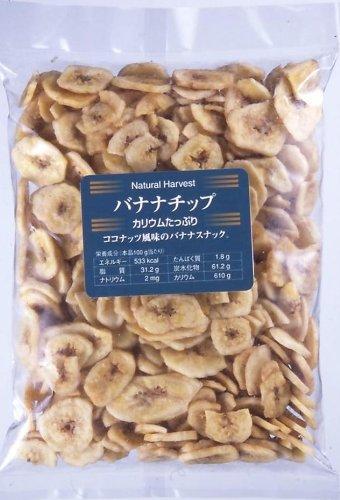 共立 バナナチップ 500g