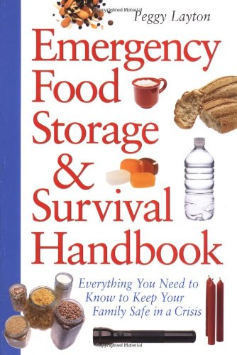 Cover:  Emergency Food Storage & Survival Handbook
