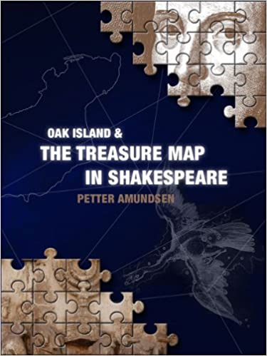 Oak Island Mystery | Shakespeare's Hidden Treasure Maps by Petter Amundsen