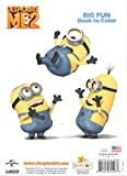 Yellow Ops and Little Chef Coloring & Activities Book and 16 Crayola Crayons Box (Pack of 3)