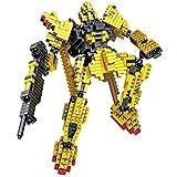 New LOZ Diamond Block I Robots Gundam D Series 18cm 595pcs #9353 Parent-child Games Building Blocks Children's Educational Toys