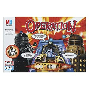 Click to buy Operation Doctor Who from Amazon!