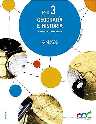 Geografía e Historia 3. (Aprender es crecer en conexión)