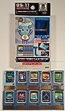 Megaman Operation Battle Advanced PET Starter Deck - Aquaman (OS-11) (Rockman EXE Axess 2004)