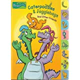 Dragon Tales Activity Book ~ Caterpoozles & Jugglebugs And Other Friends (32 Pages)