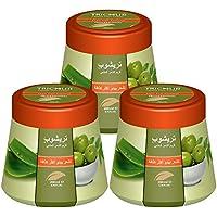 Trichup Hair Fall Control Herbal Hair Cream (200 Ml) (Pack Of 3)