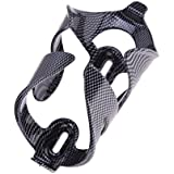 Generic New Bicycle Bottle Cage Carbon Fiber Pattern Water Bottle Holder Bicycle Bike Cycling Carbon Water Bottle...