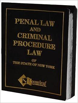 Popular Criminal Law Books