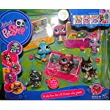 Littlest Pet Shop 6 Pack Video Game Pets